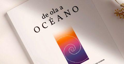 Libro de ola a océano por Damari Vergara - Manelun